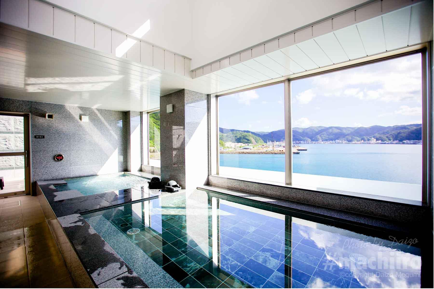 奄美山羊島ホテル 大浴場